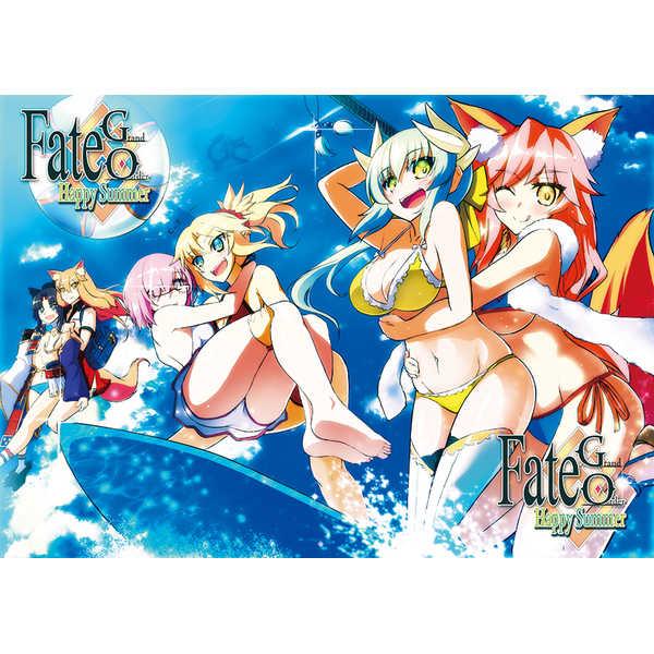 Fate Grand Order Happy Summer [アイリス(しのはらゆうじ)] Fate/Grand Order