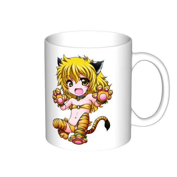 【マグカップ(大)】愛は暗闇 C92マグカップ