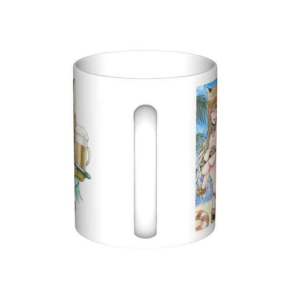 【マグカップ(大)】ありのとわたり C92マグカップ