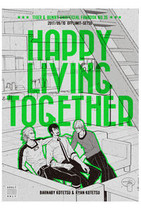 HAPPY LIVING TOGETHER