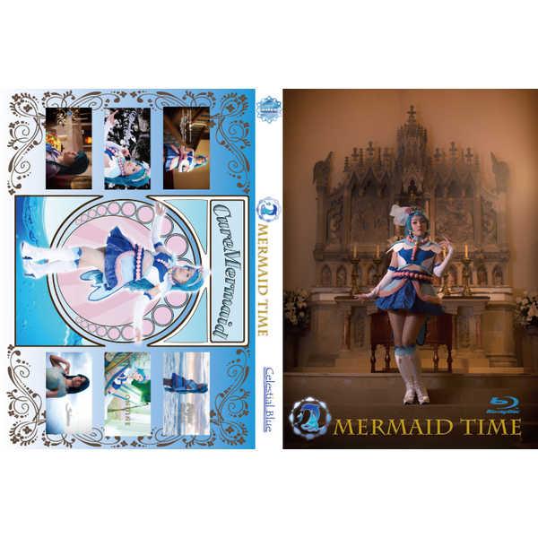 MERMAID TIME [Celestial Blue(望月 瑞菜)] コスプレ