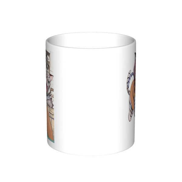 PARANOIA CAT C92マグカップ