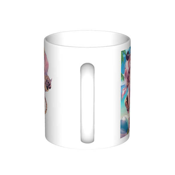 【マグカップ(大)】萌姫連合C92マグカップ