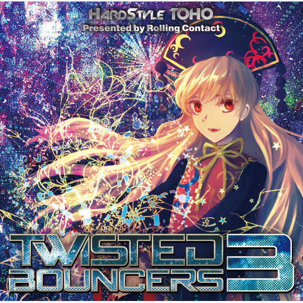 Twisted Bouncers 3 [Rolling Contact(天音)] 東方Project
