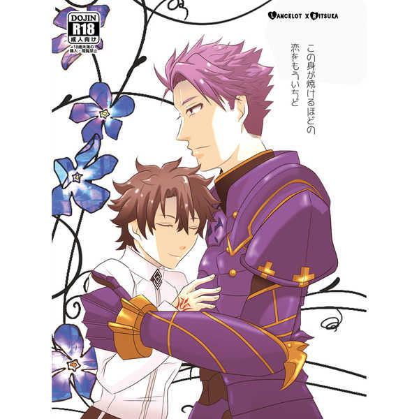 この身が焼けるほどの恋をもういちど [オーロラヒメ(アキラ)] Fate/Grand Order