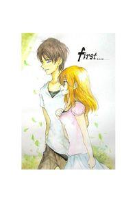 first....