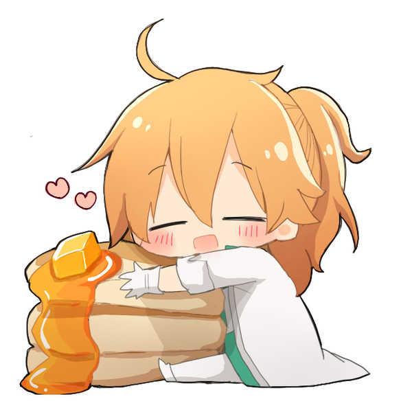 ロマニ・アーキマンアクリルキーホルダーパンケーキ派 [Felicia(塩葛餅)] Fate/Grand Order