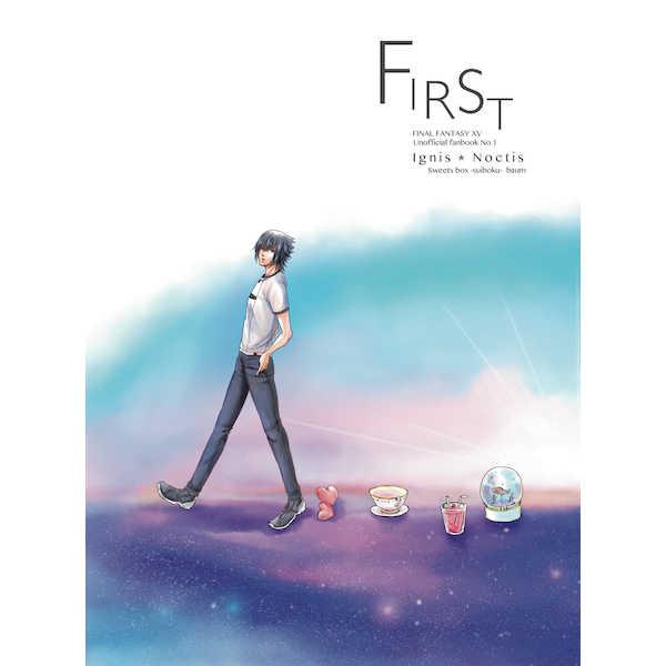 FIRST [Sweets Box -すいぼく-(baum-ばうむ-)] ファイナルファンタジー