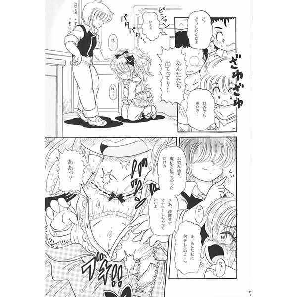 姫と奴隷と魔法使い ~放課後のセイラ~