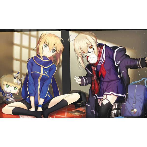 ヒロインXコンビプレイマット [Another Side(kauto)] Fate/Grand Order