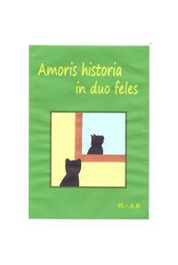 Amoris historia in duo feles