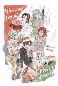 glorious locus christmas