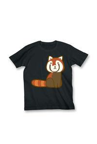 【Tシャツ】レッサーパンダ Tシャツ(L)