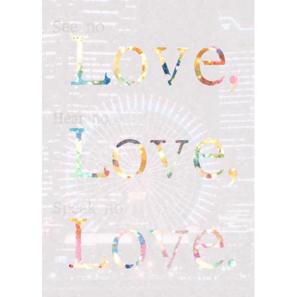 Love,Love,Love. [ふゆごもり(じめ太)] 文豪ストレイドッグス