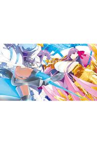 キャラクタープレイマットセレクション  Fate/Grand Order『メルトリリス&パッションリップ』