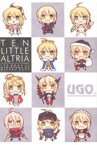 TEN LITTLE ALTRIA