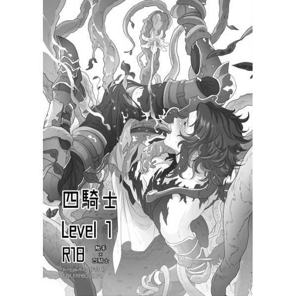 四騎士level1 [ファイナル☆アプローチ(ヒノアキミツ)] グランブルーファンタジー