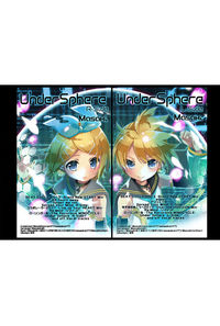 Under Sphere R-Side & L-Side セット