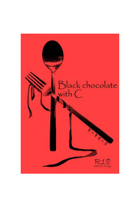 Black chocolate withC