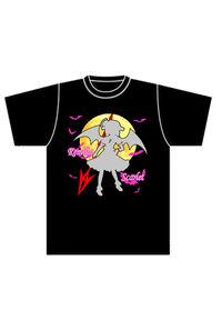 レミリア シルエットTシャツ Mサイズ