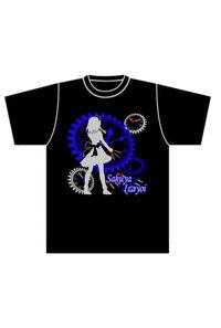 咲夜 シルエットTシャツ Mサイズ
