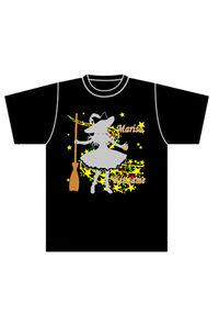 魔理沙 シルエットTシャツ XLサイズ