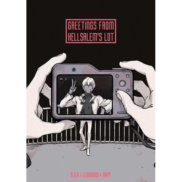Greetings from Hellsalem's Lot [xxxxxxxx(雪国)] 血界戦線