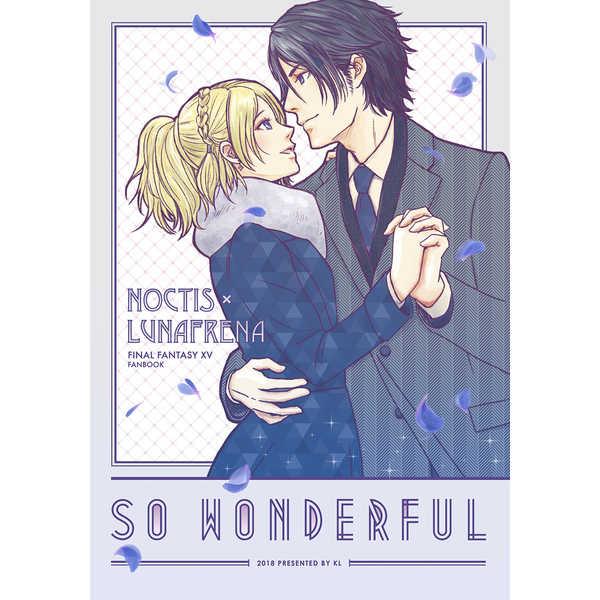 SO WONDERFUL [KL(LET)] ファイナルファンタジー