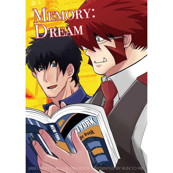 MEMORY:DREAM [Run to me(かわみ)] 血界戦線