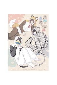 猫継と虎猫と狐成