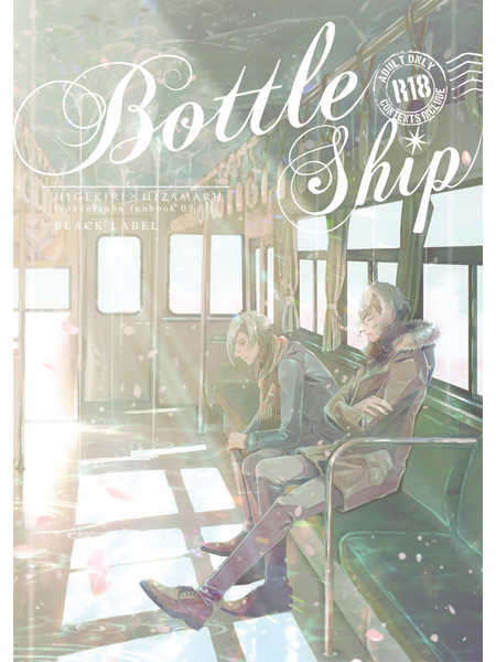Bottle Ship