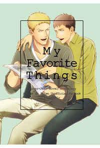 ライナー×ジャン小説アンソロジー「My Favorite Things」