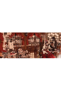 【AuteCouture】「Merry sad AntiQue doll」複製イラスト