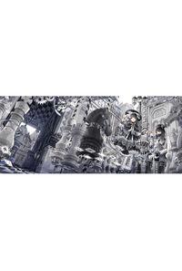 【AuteCouture】「Blanc noir meteoroid」複製イラスト