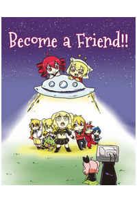 Become a Friend!!