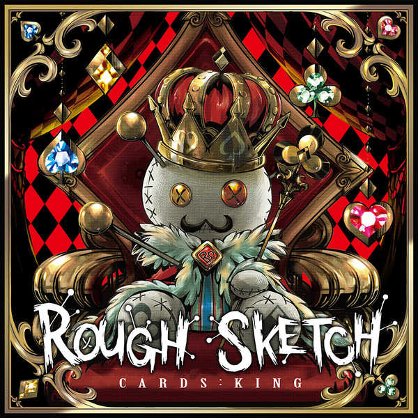 CARDS: KING [Notebook Records(RoughSketch)] オリジナル