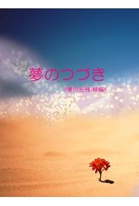 夢のつづき(夢の名残・番外編)