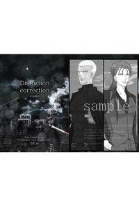 Distortion correction ─歪み補正─