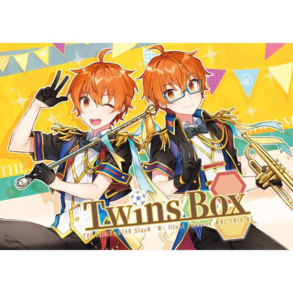 Twins Box [O-BATAKE(おおば)] アイドルマスター SideM