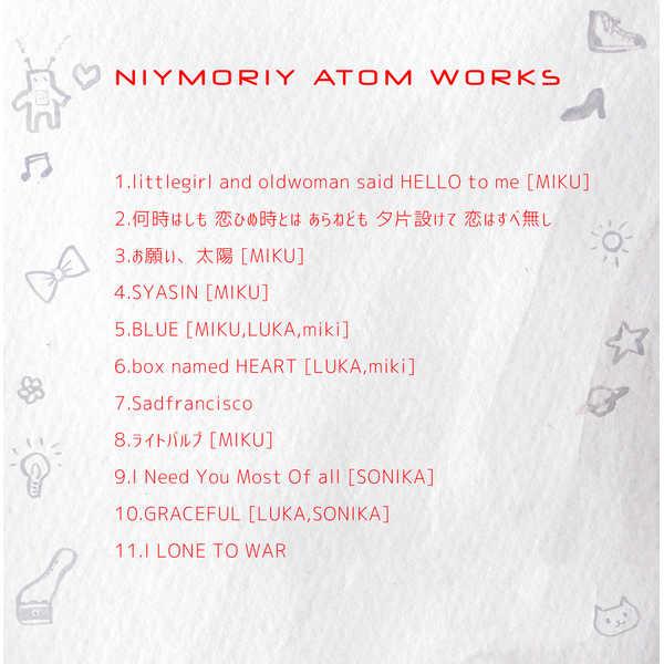 NIYMORIY ATOM WORKS