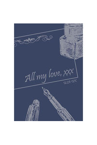 All my love,×××