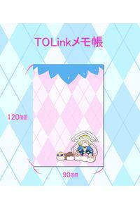TOLink女神組メモ帳