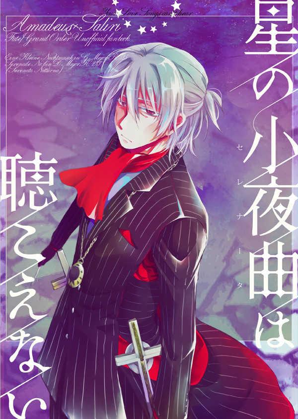 星の小夜曲は聴こえない [RUN AWAY!(玉露)] Fate/Grand Order