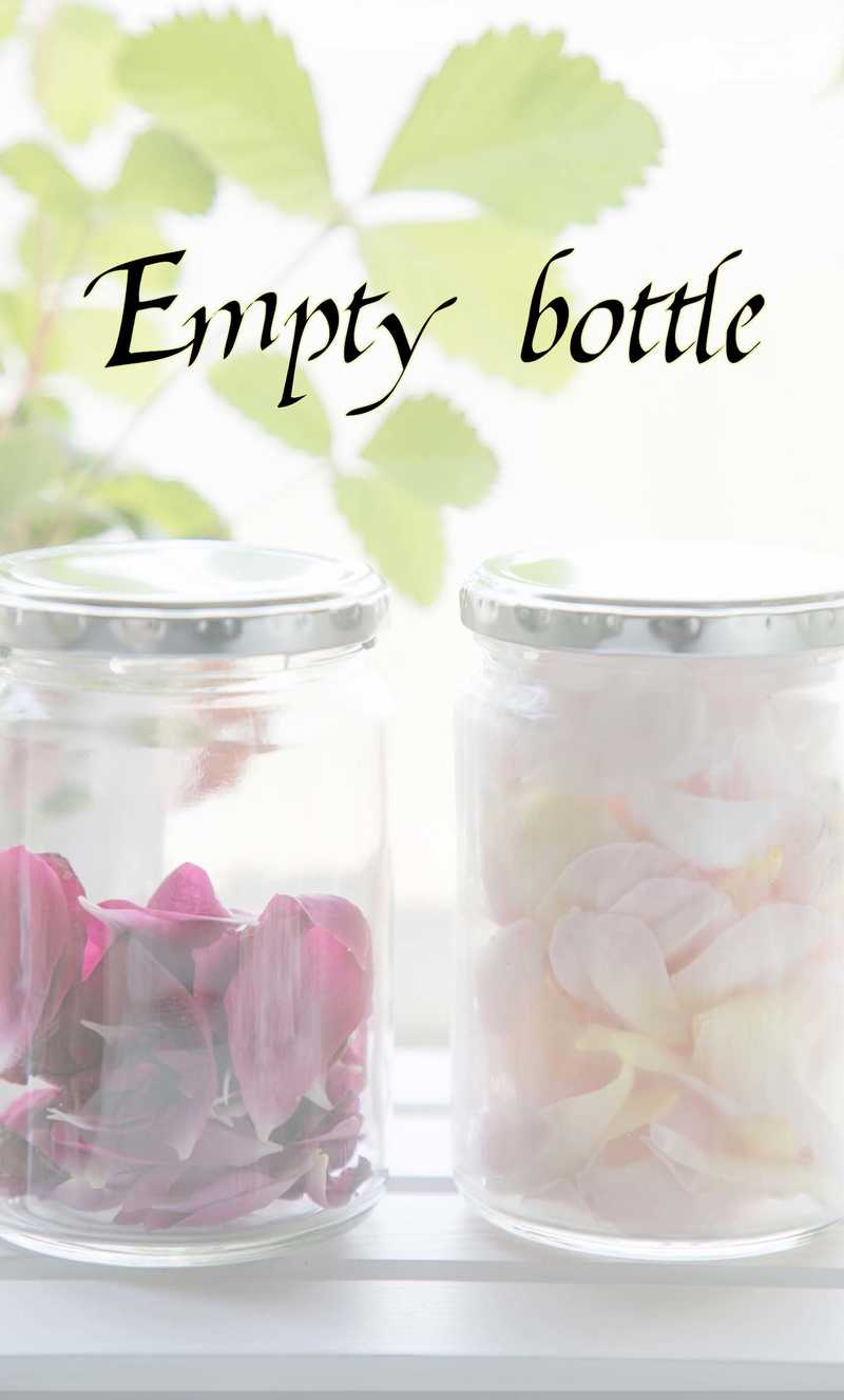 Empty bottle [邪文庫(菊地順)] TIGER & BUNNY