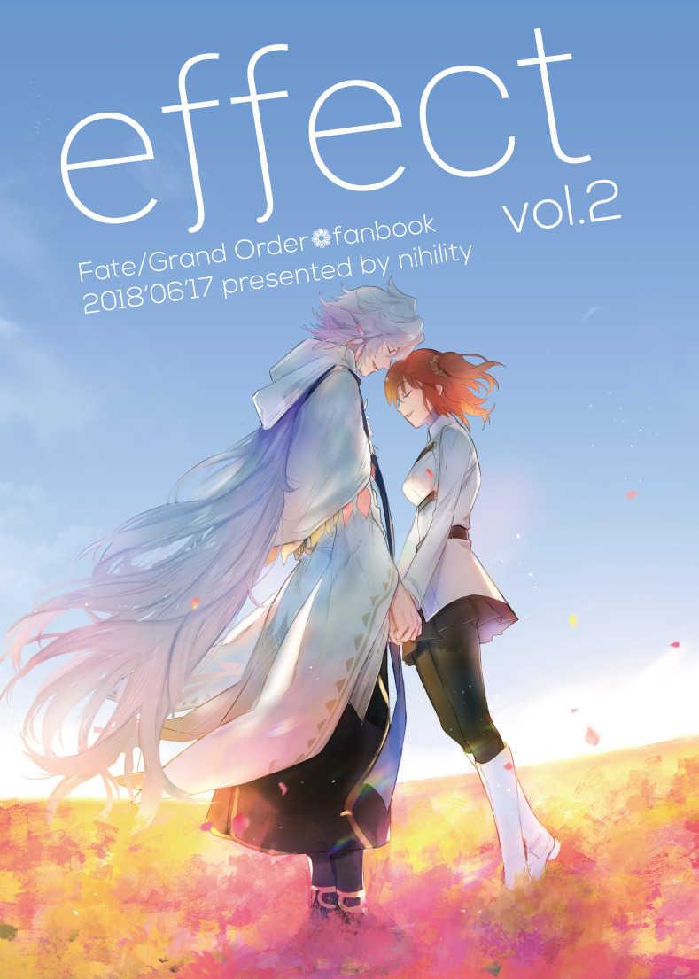 effect vol.2 [nihility(レンコン)] Fate/Grand Order