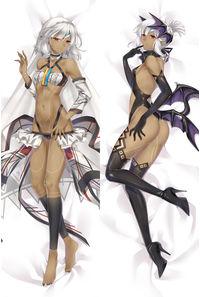Fate/Grand Orde+アルテラ 抱き枕カバー【17042】