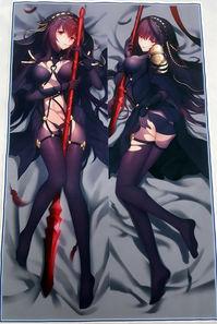 Fate/Grand Order スカサハ UTdream 抱き枕カバー 全年齢 naz00093
