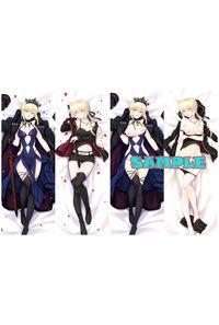 Fate/stay night セイバーオルタ 萌工房 脱着式抱き枕カバー 18禁 mz09959-3