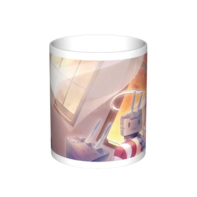 【マグカップ(大)】艦これ 島風マグカップ イラスト:るび様