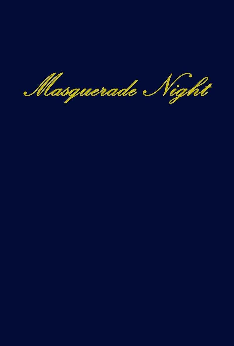 Masquerade Night [Chocolate Holic(みかげ)] 名探偵コナン